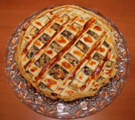 Apple Pie پای سیب تارت سیب Tarte au pomme